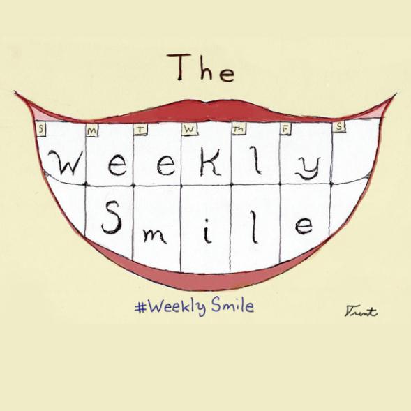 weekly smile